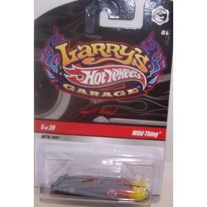 Hot Wheels 1/64 Scale Diecast Larrys Garage Series 5 of 20 Wild