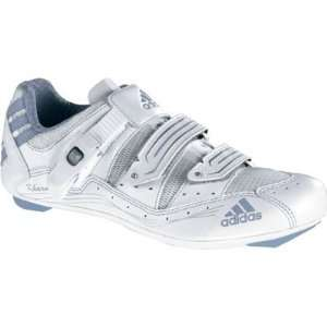 Karma Womens Road Cycling Shoe   White/ Orchid
