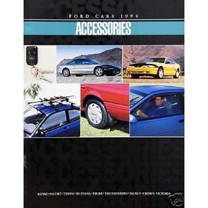 1994 Ford Cars accessories brochure