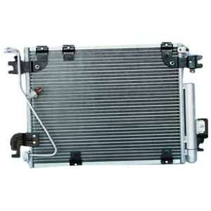 Chevrolet Geo Tracker Parallel Flow Replacement Condenser Automotive