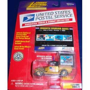 Johnny Lightning United States Postal Service 29 Ford