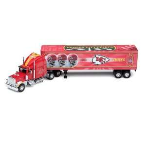 Kansas City Chiefs NFL TR06 Tractor Trailer
