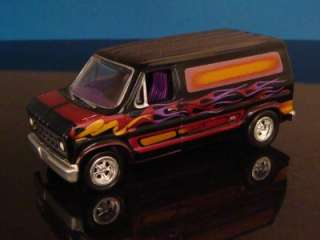Ford Econoline Conversion Van 1/64 Scale LIMITED EDT