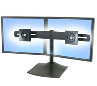 Ergotron DS100 Dual Monitor Desk Stand 33 322 200