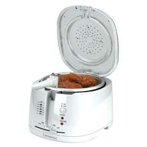 1500 Watt Deep Fryer (White)
