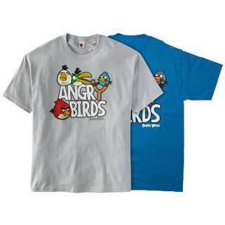 Angry Birds Sling Shot Tee