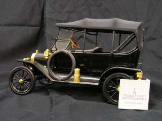 1913 Ford Model T by Franklin Mint 116 Scale