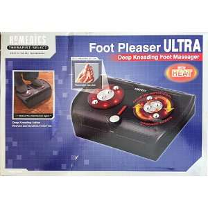 HOMEDICS FOOT PLEASER ULTRA W/ HEAT FM BR