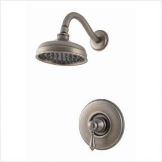 Price Pfister Marielle Shower Faucet with Valve Option Brushed Nickel